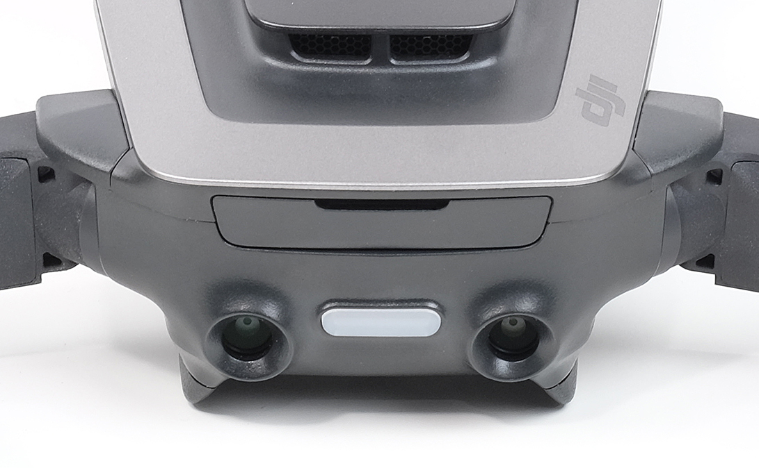 Mavic Air rear sensors